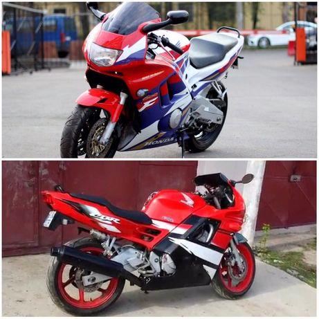 Honda CBR F3 и CBR F2 на ЧАСТИ