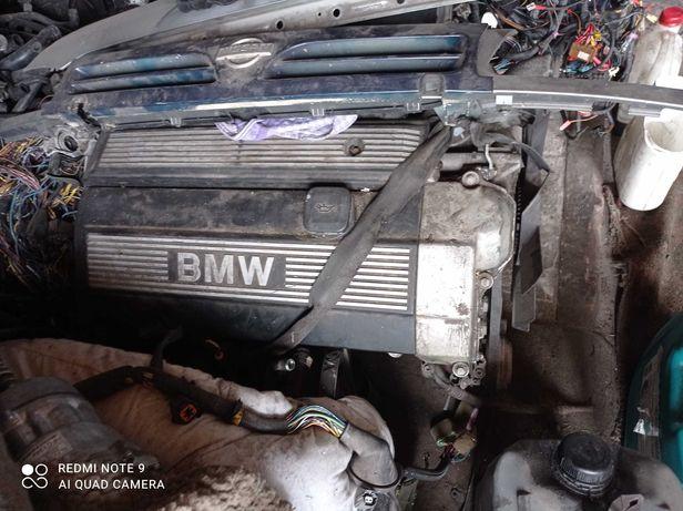 Двигатель BMW M50, пришел с Германии
