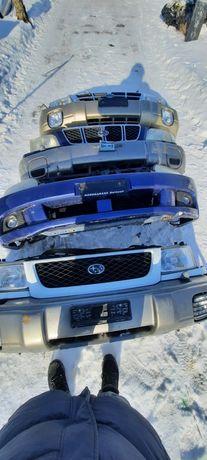 Ноускат морда на субару форестер первого поколения и легаси Б3  Б4 куз