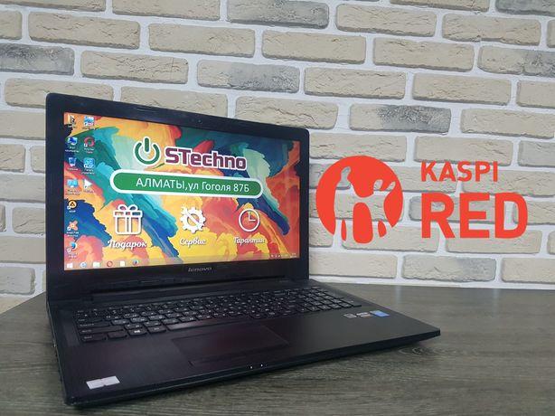 Ноутбук Lenovo G50-70 Core I3-4 ОЗУ4 Рассрочка KASPI RED!Гарантия год!