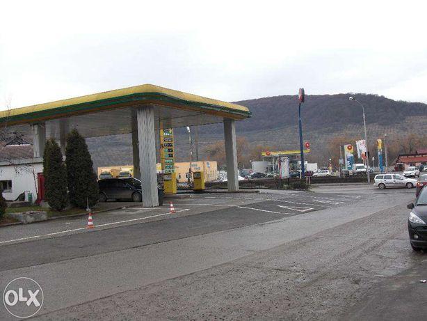 Benzinărie ,staťie Peco,stație carburant de vînzare de inchiriat