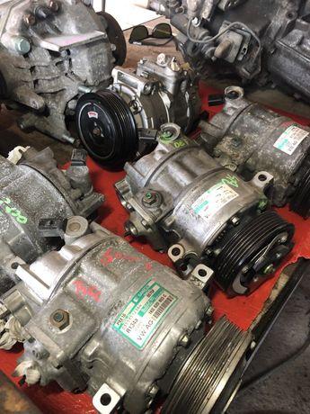Compresor AC VW golf 5,passat B6 1,6 fsi 1,9TDI 2.0TDI BKC BLS BMM BLF