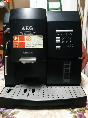 Espresor AEG cp2200