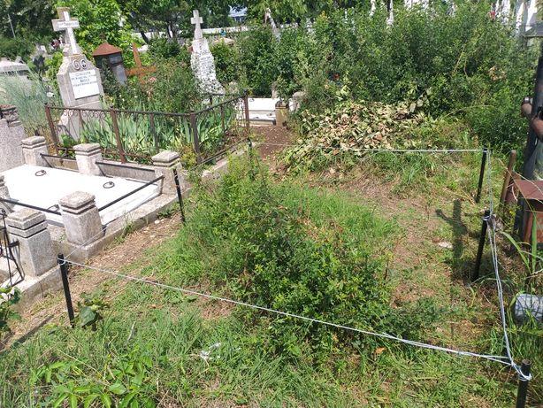 Vind loc dublu in cimitirul Bolovani Ploiesti