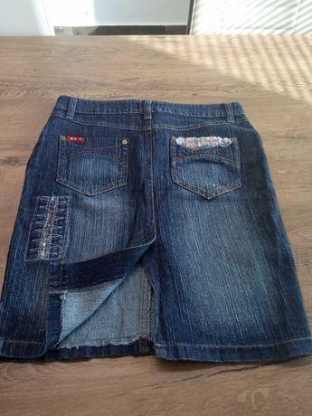 Нова дънкова пола
