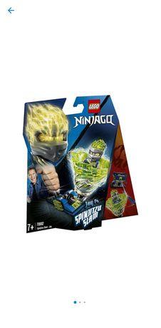 """Sigilat LEGO NINJAGO  Slam Spinjitzu 70682 """" Jay """""""