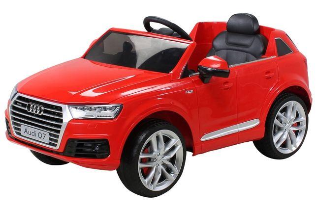 Masinuta electrica Audi Q 7 Model 2017 SUV