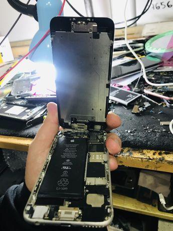 Laborator Gsm schimba cip încărcare iphone , cip audio iphone