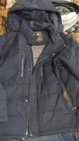 Мужская зимняя куртка БОЛЬШОГО размера!!!