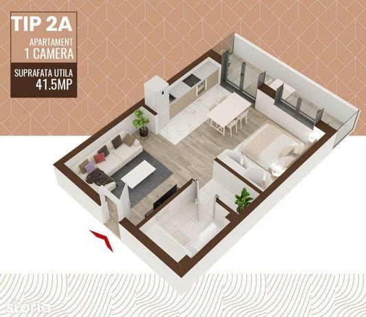 Direct de la Dezvoltator! Cel Mai Nou Complex Rezidential Copou