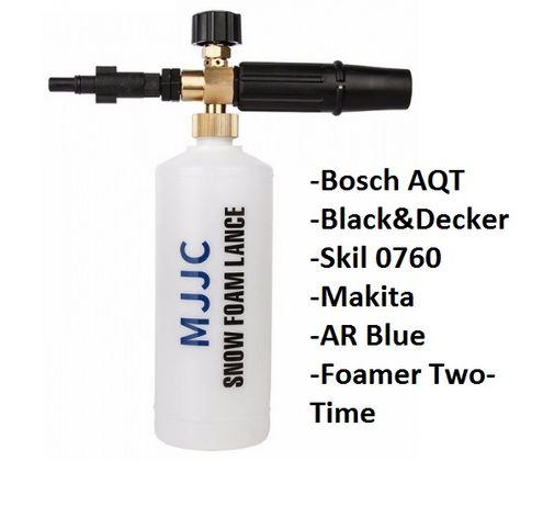 Дюза за пяна за водоструйка Bosch / Black&Decker / Makita и др (MJJC)
