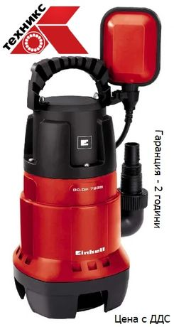 GC-DP 7835 Потопяема помпа за замърсена вода