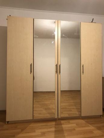 Шкаф бежевый