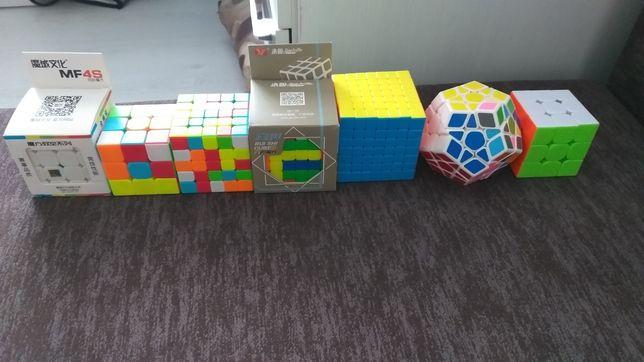 Продаю кубики рубика! По отдельности или все! От 500   - 6500