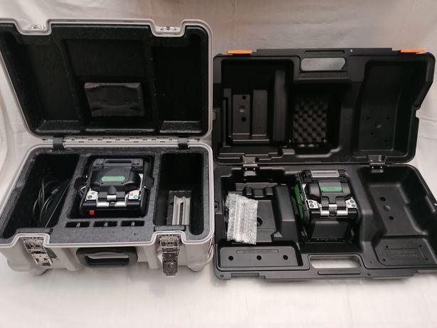 Pachet aparat aparate sudura fibra optica sumitomo model t55 si t57