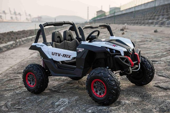 UTV electric Rocker Premium 4x 35W 24V #Alb