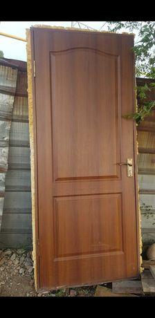 Межкомнатные и ВХОДНЫЕ ЖЕЛЕЗНЫЕ утепленные двери 11шт по30. Доставка