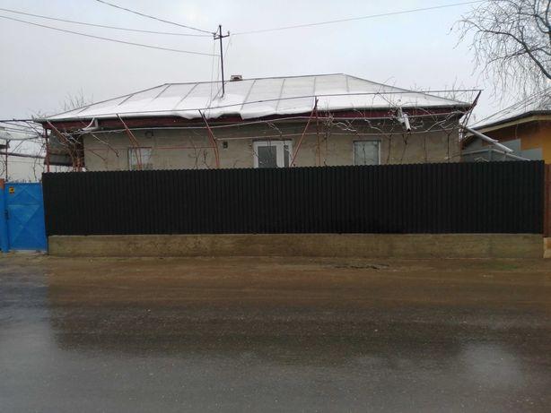 Vand casa cu teren 3000mp
