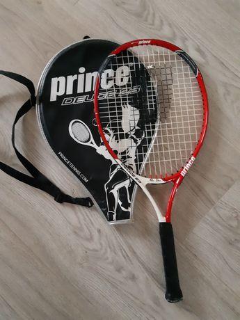 Теннисная ракетка Prince Deuce 23 с чехлом