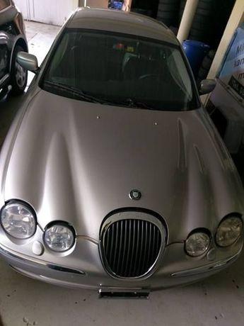Ягуар, Jaguar S-Type Saloon (CCX) 3.0 V6 - 238 коня бензин - На Части