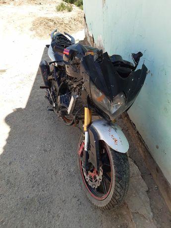 Продам мотоцикл 123