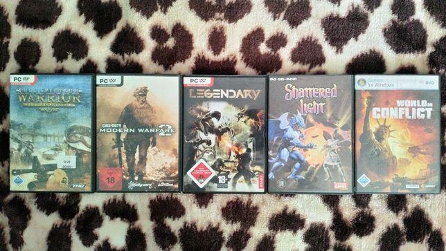 Joc PC ,FS Warrior ,CoD Warfare 2 ,Legendary ,Shattered L ,W Conflict
