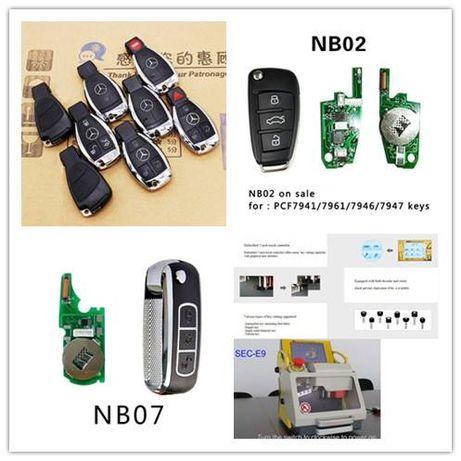 Изготовление Авто-ключей, чип-ключей