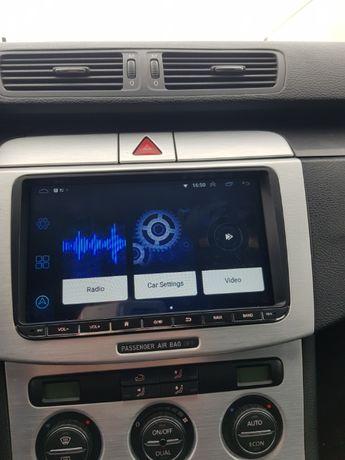 мултимедия VW АНДРОИД 9.1