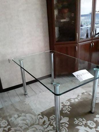 Стол кухонный стекло