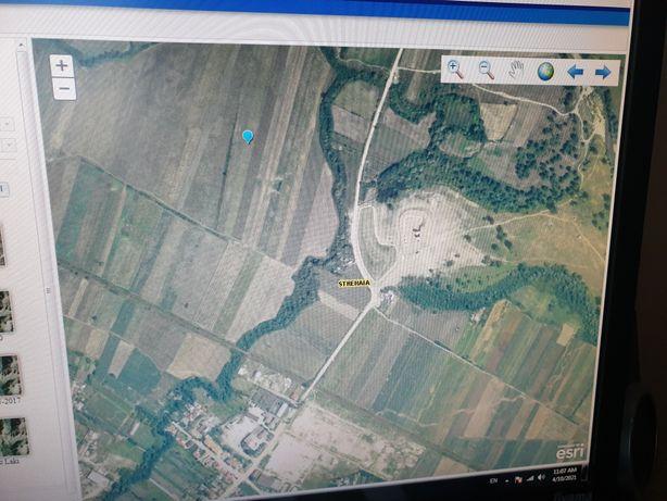Arendez teren arabil Strehaia Mehedinti