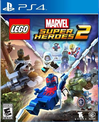 LEGO Marvel Super Heroes 2 для PlayStation 4 (PS4), русская версия