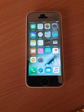 Vând tel iphone 5c 8gb 550 lei