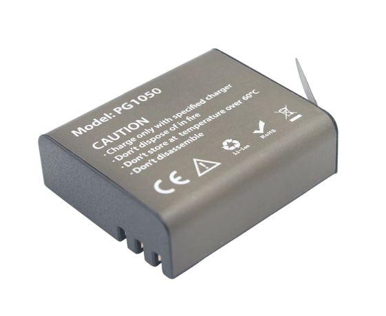 Аккумулятор PG1050 для экшн камеры EKEN H9R SJCAM M10 и др. экшн камер