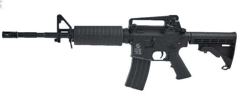 PUSCA Full Metal COLT M4 Cybergun- 6 mm Full Auto Semi