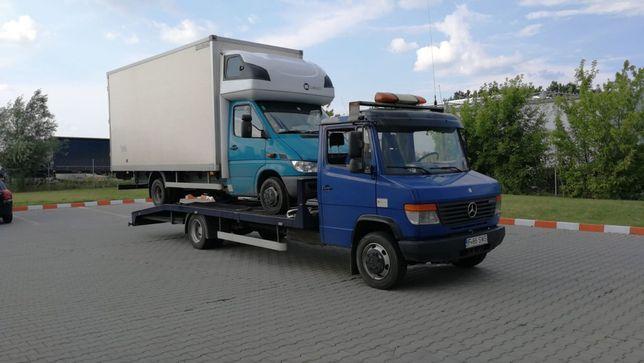 Tractari auto NON STOP A1 A2 A3 DN1 Sect 1 2 3 4 5 6 platforma / rampa