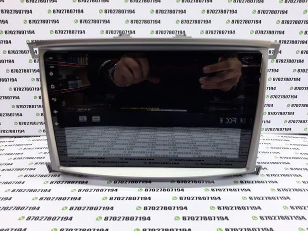 Магнитола андроид Land Cruiser 100 Android штатное головное устройство