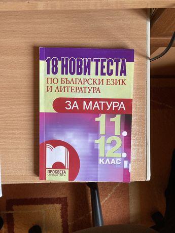 Подготовка по български език и литература за ДЗИ