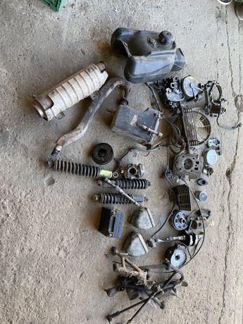 Dezmebrez ATV Honda trx 450