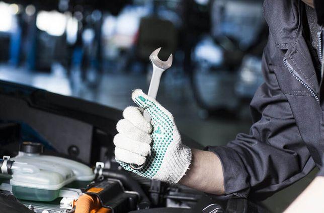 Ремонт ходовой части и двигателя автомобиля
