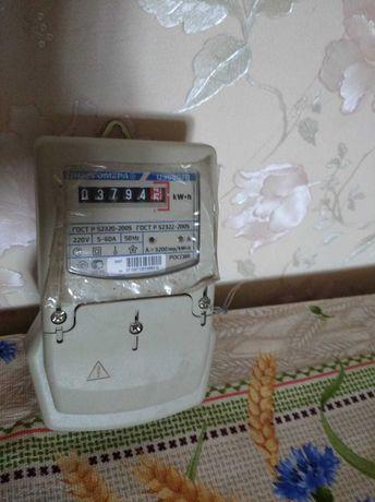 электросчетчик ,бу в хорошем состоянии, дешево .