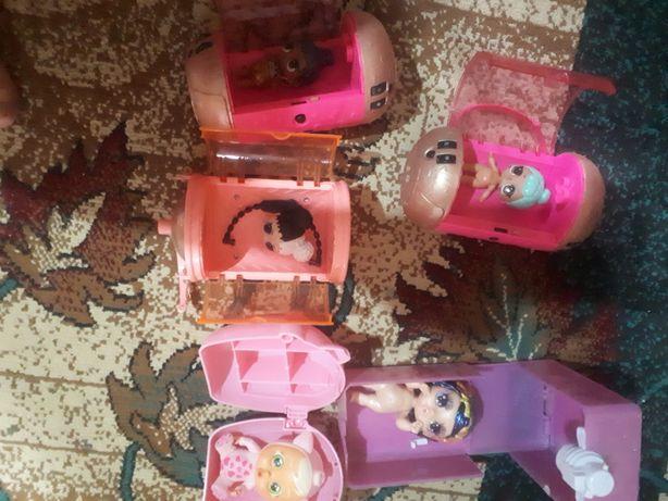 Продам куклы лол