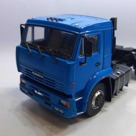 Модель КамАЗ 5460 в масштабе 1/43 (новый)