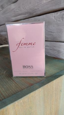 Продам духи Духи женские оригинал Hugo Boss Femme 75мл