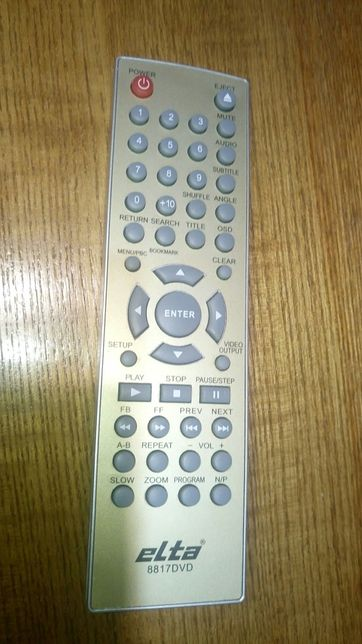 Telecomanda Elta 8817 dvd