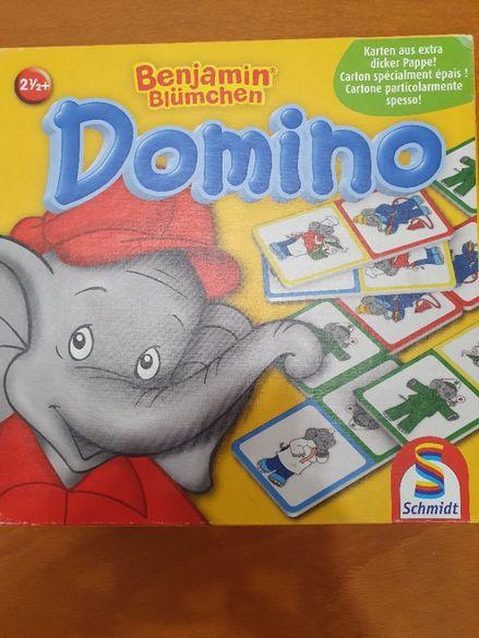 Детско домино Schmidt професии 28 плочки