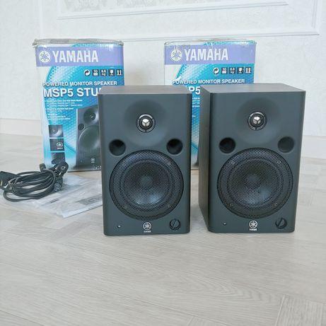Yamaha Msp 5 Studio студийные мониторы