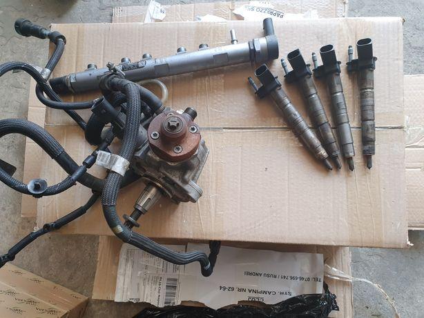 Pompa de înaltă, rampă, injectoare BMW 2.0D E90, E60, X1, X3 177CP