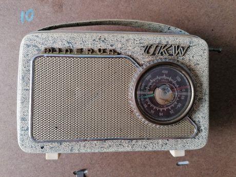 Radio vechi minerva wkw