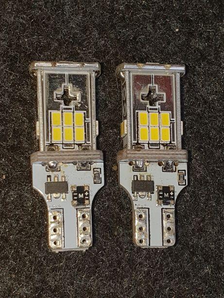 Vand/Schimb Set 2 becuri led pozitie stop CANBUS lumina puternica