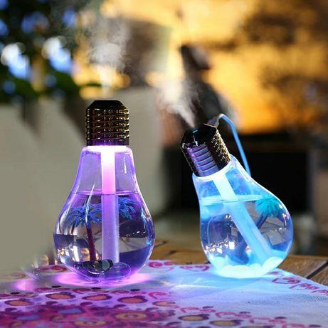 Ултразвуков Овлажнител/йонизатор за въздух с ароматерапия